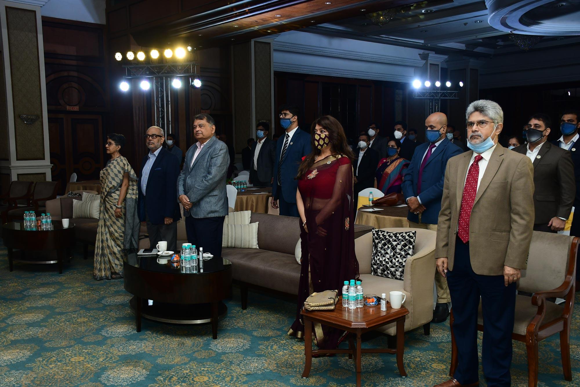 Indira Group Of Institutes - H.R. Super Achiever Awards 2020
