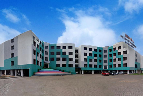 Indira College Of Engineering & Management - Infrastructure