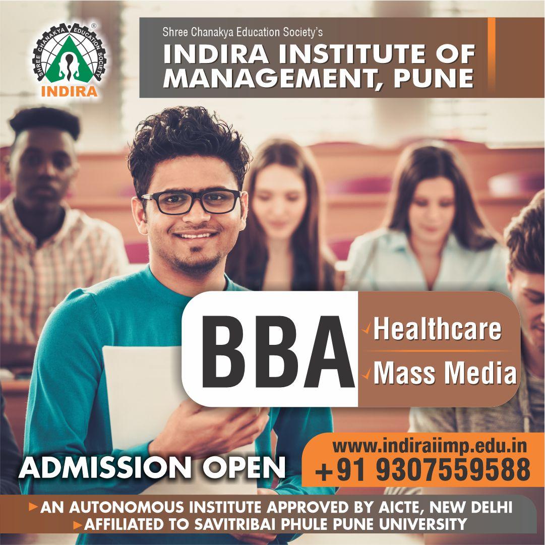 Indira Institute of Management (IIMP) - Admissions 2021