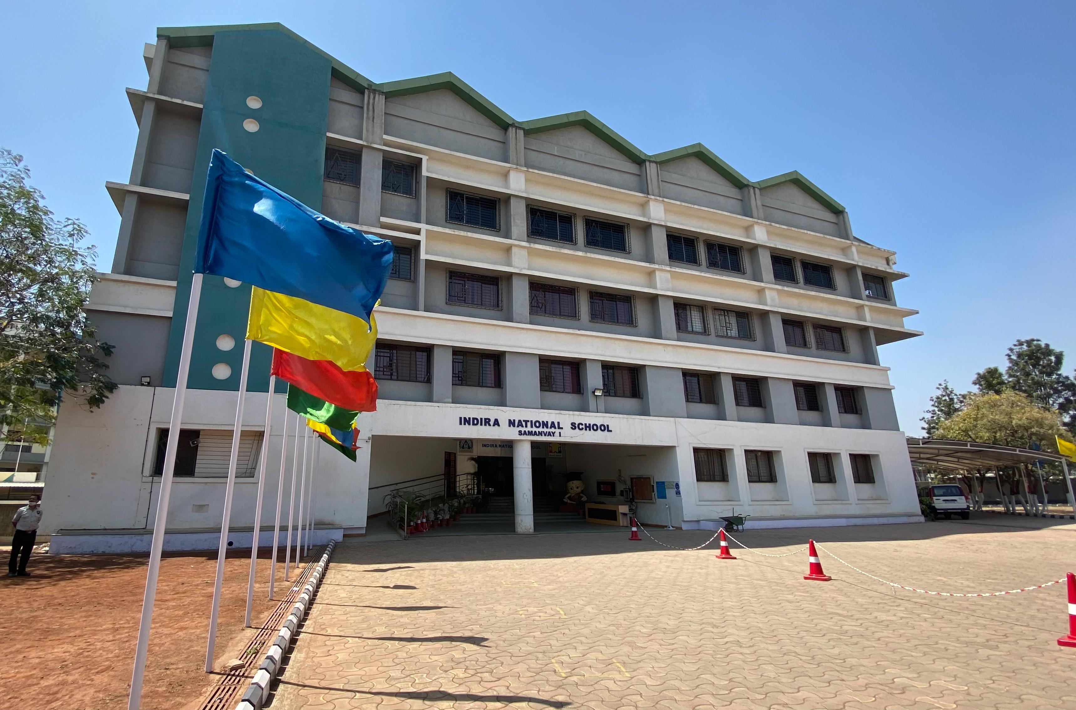 Indira National School - Tathawade