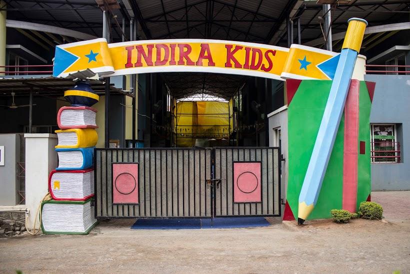 Indira Kids - Tathawade, Baner, Aundh