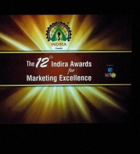 12th Indira Awards for Marketing Excellence