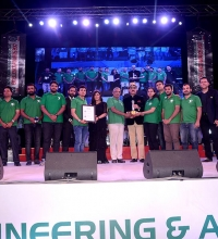10th Indira Engineering and Architecture Excellence Awards 2017